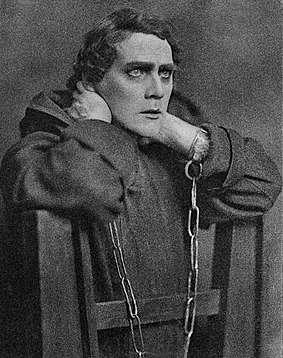 Anders de Wahl, foto av Henry B Goodwin från 1919