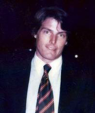 English: Amateur photo of Christopher Reeve