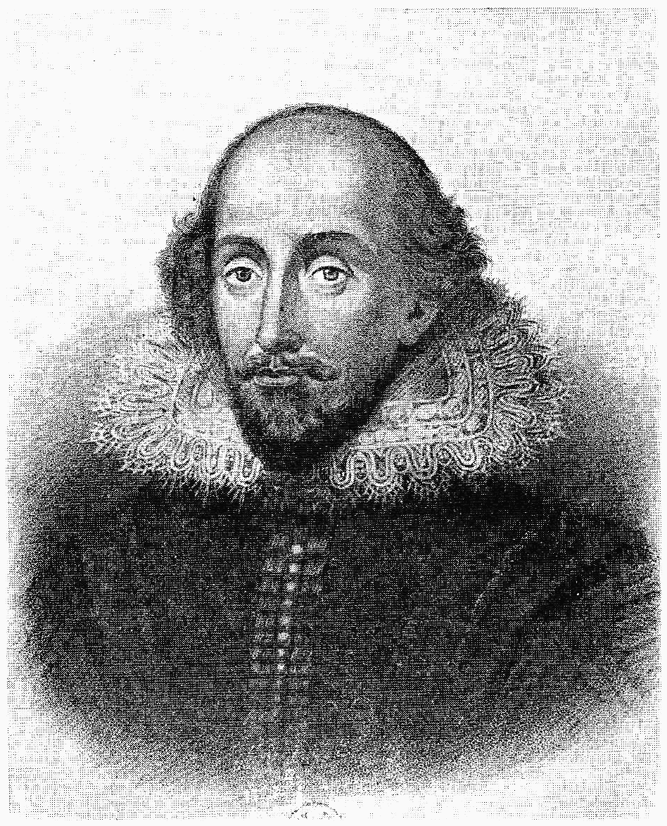 William Shakespeare: attribute, Élisée Reclus [Public domain], via Wikimedia Commons