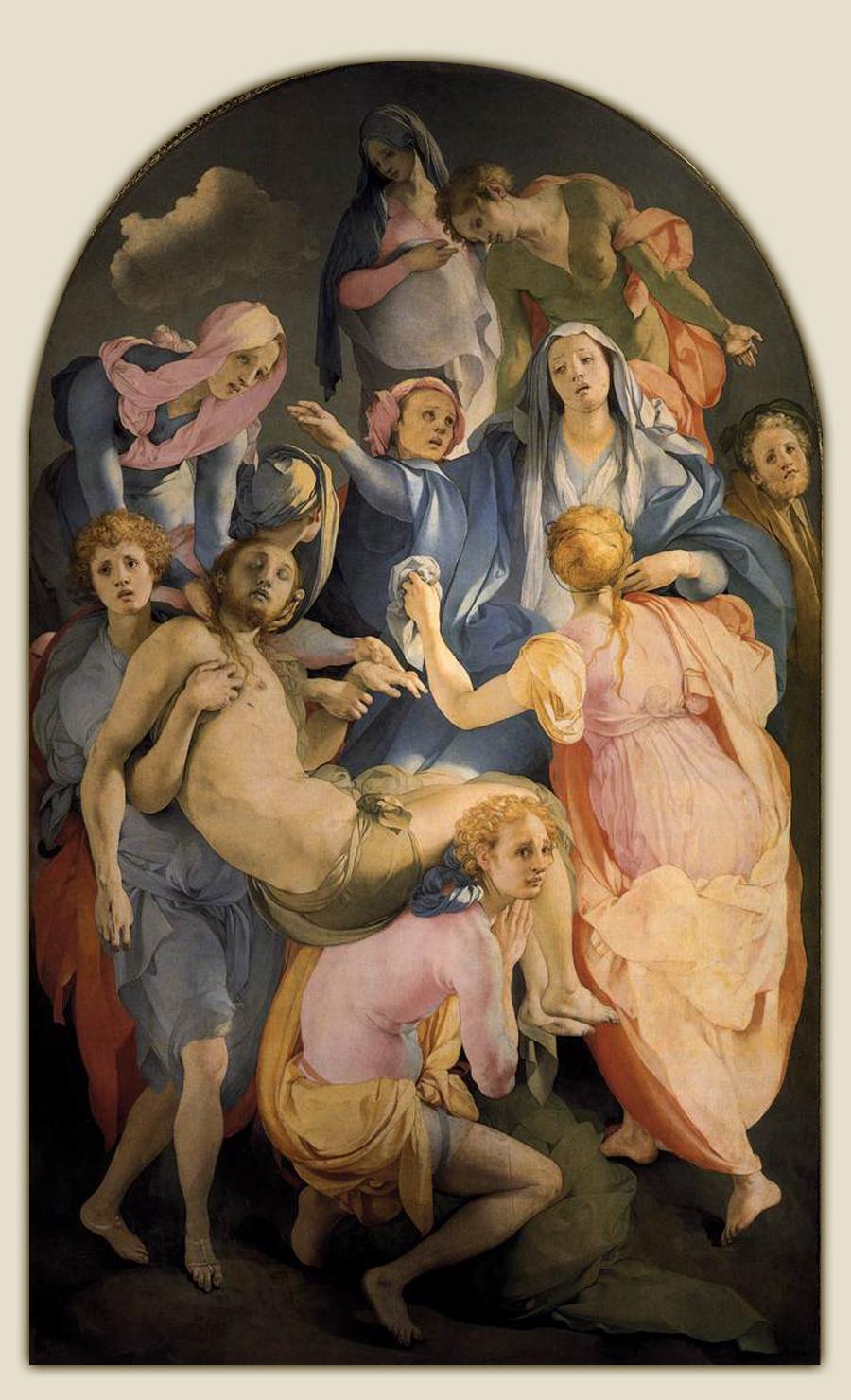 Firenze Carucci Pontormo Da Jacopo