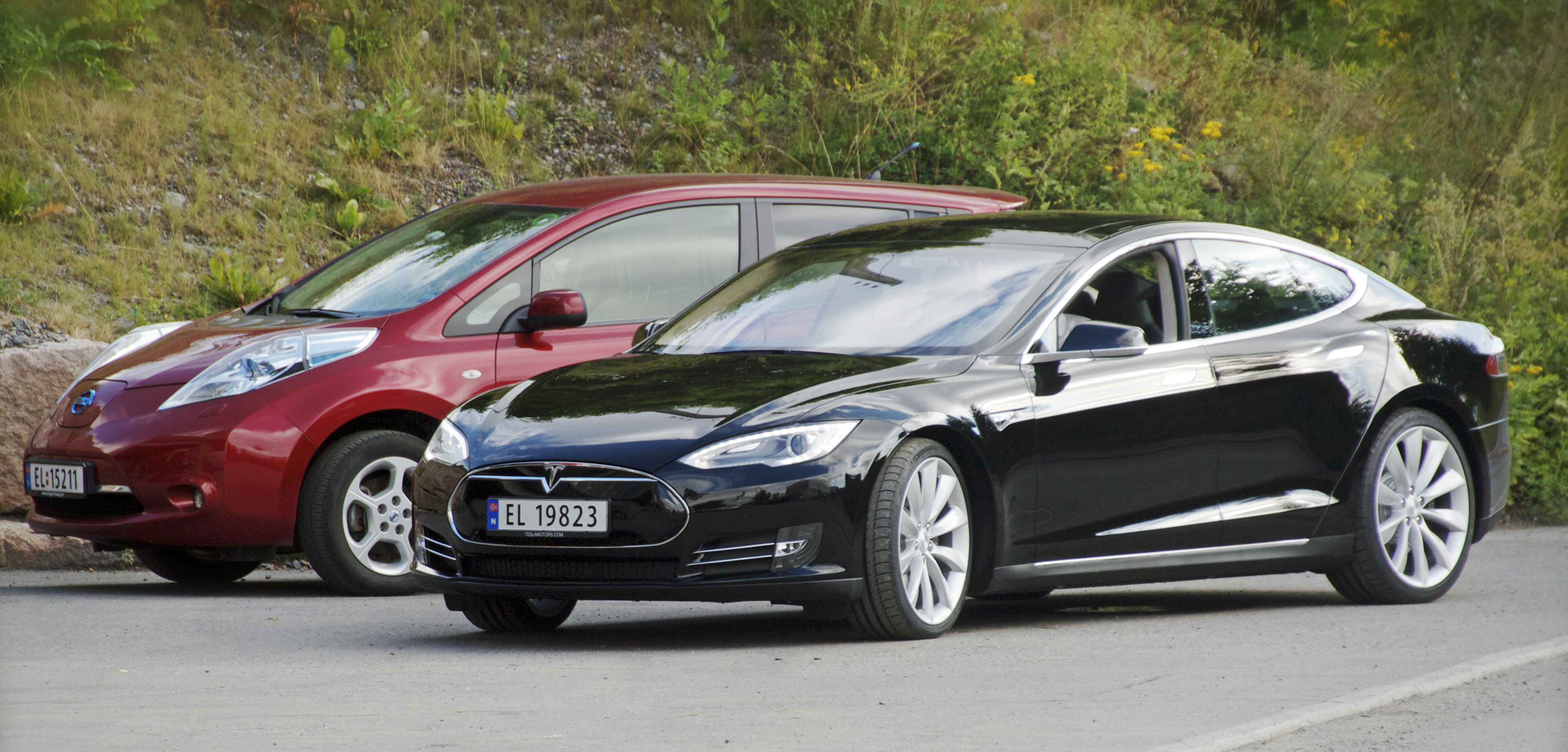 How Is a Tesla Different from Regular Electric Car?