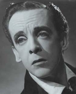 Portrait of Robert Helpmann, London taken by A...