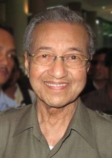 Mahathir Mohamad محضیر بن محمد