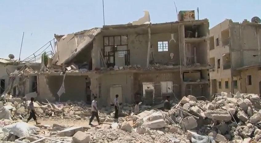 Znalezione obrazy dla zapytania syria war