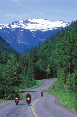 Motorbike tour of Romania - Carpathian Mountains highways by motorcycle | Private customized tours