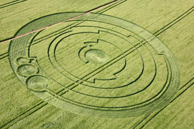 Image result for crop circles