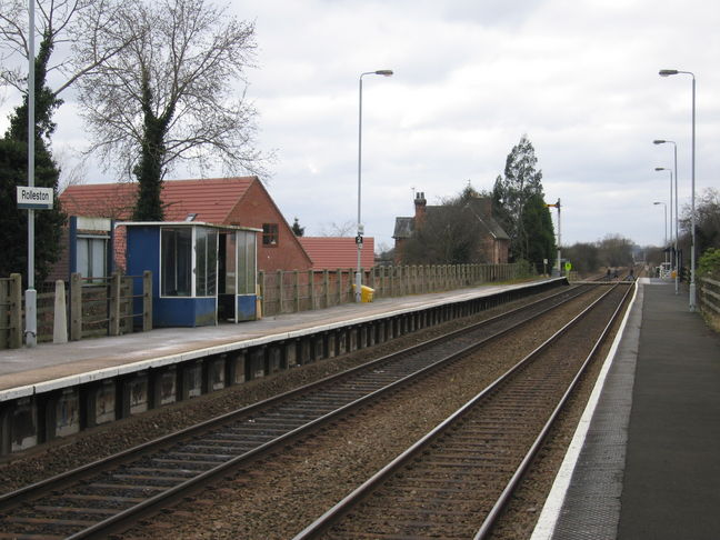 Rolleston Railway Station Wikipedia
