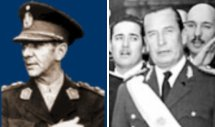 General Eduardo Lonardi y General Pedro Eugeni...