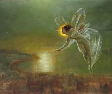 John Atkinson Grimshaw - Spirit of the Night
