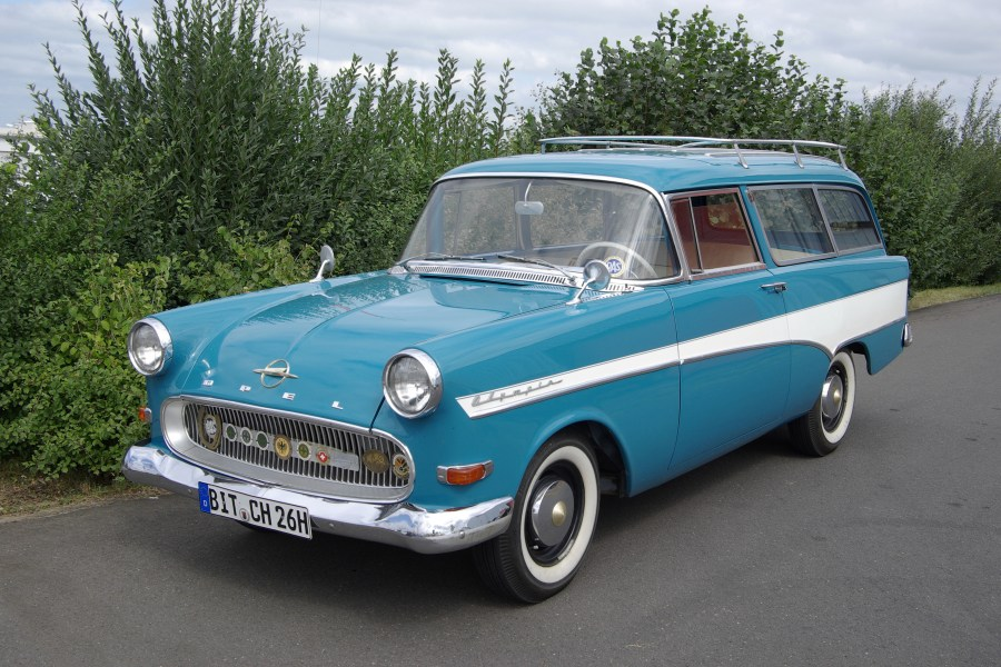 1962 buick cars » Opel Rekord P1   Wikipedia Semi automatic optional from 1959 edit