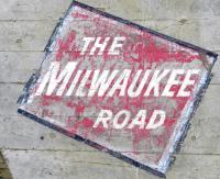 The Milwaukee Road-Rosalia