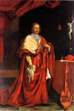 Cardinal Antonio Barberini (1607-1671)