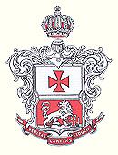 Coat of arms of the Norwegian Order of Freemas...
