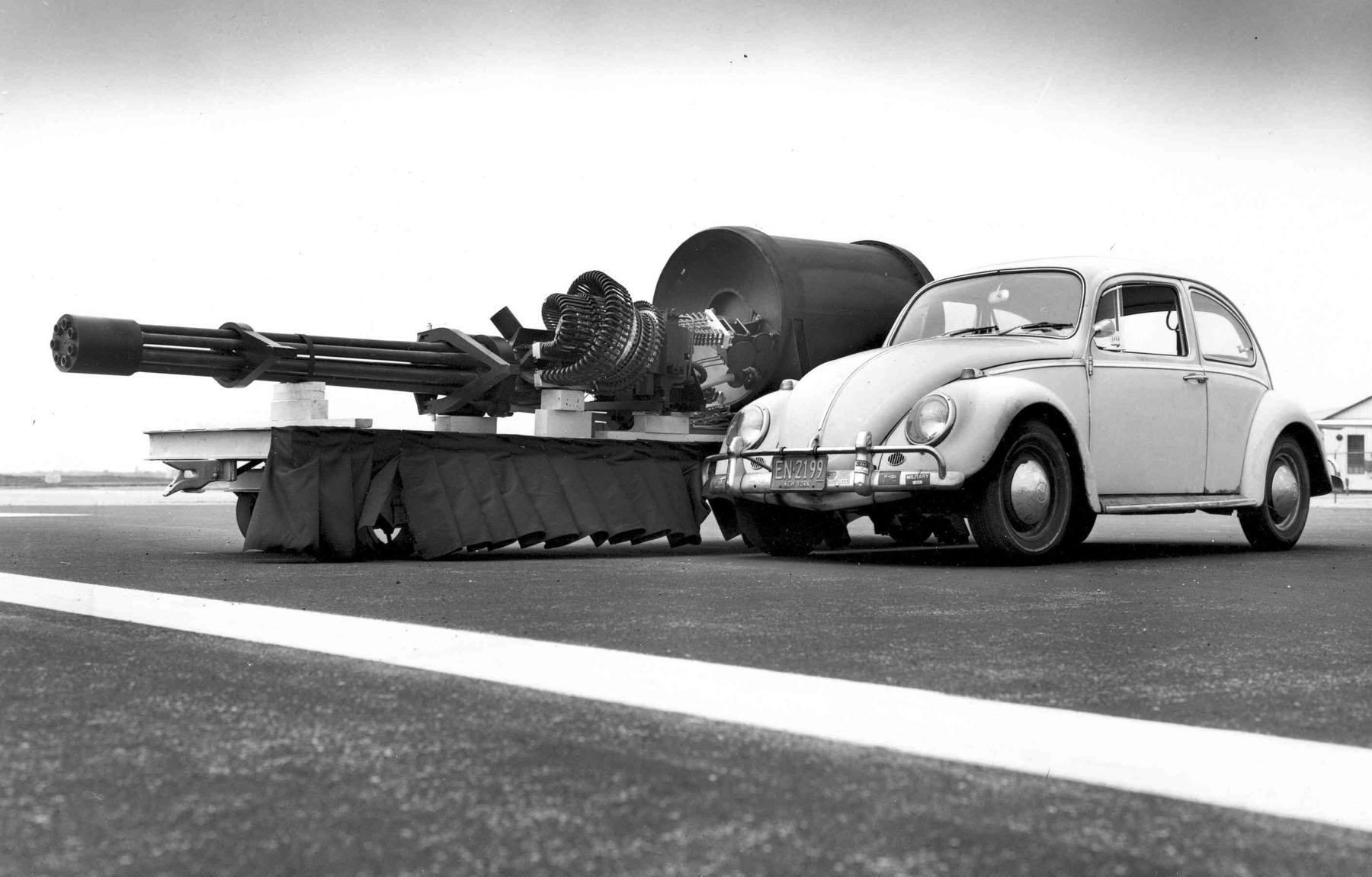 GAU-8 meets VW