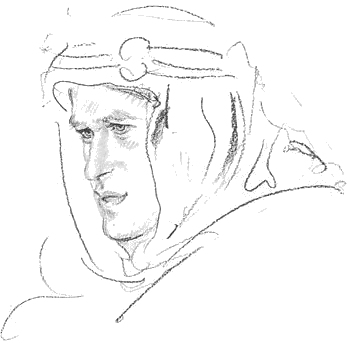 Lawrence of Arabia, renowned for his role in t...