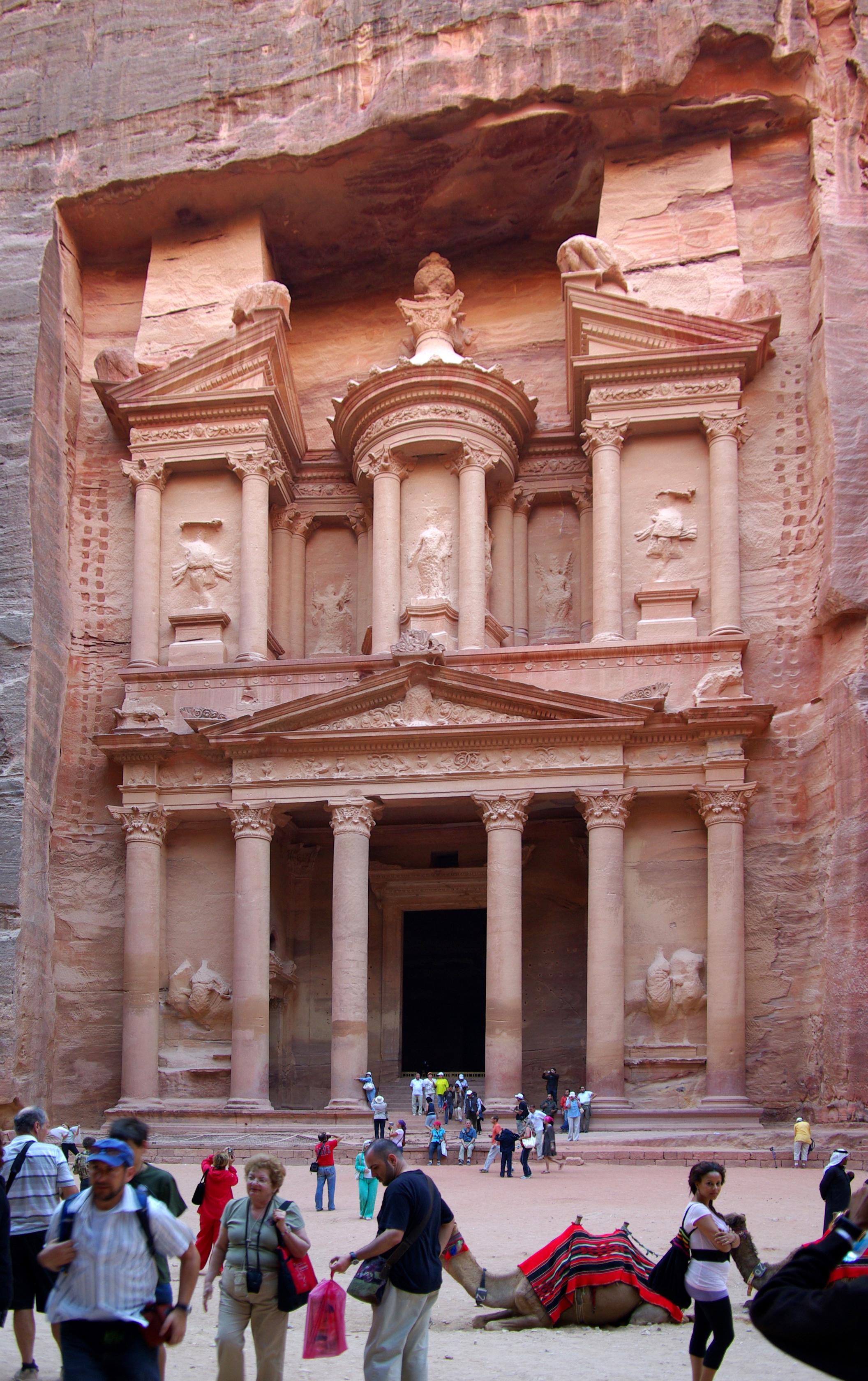 The Thamud: Petra and Madain Salih – The Muslim Times