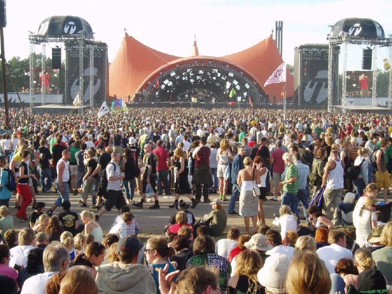 Roskilde Festival 2006 Wikipedia Den Frie Encyklopdi