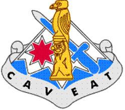172nd Infantry Brigade distinctive unit insignia.