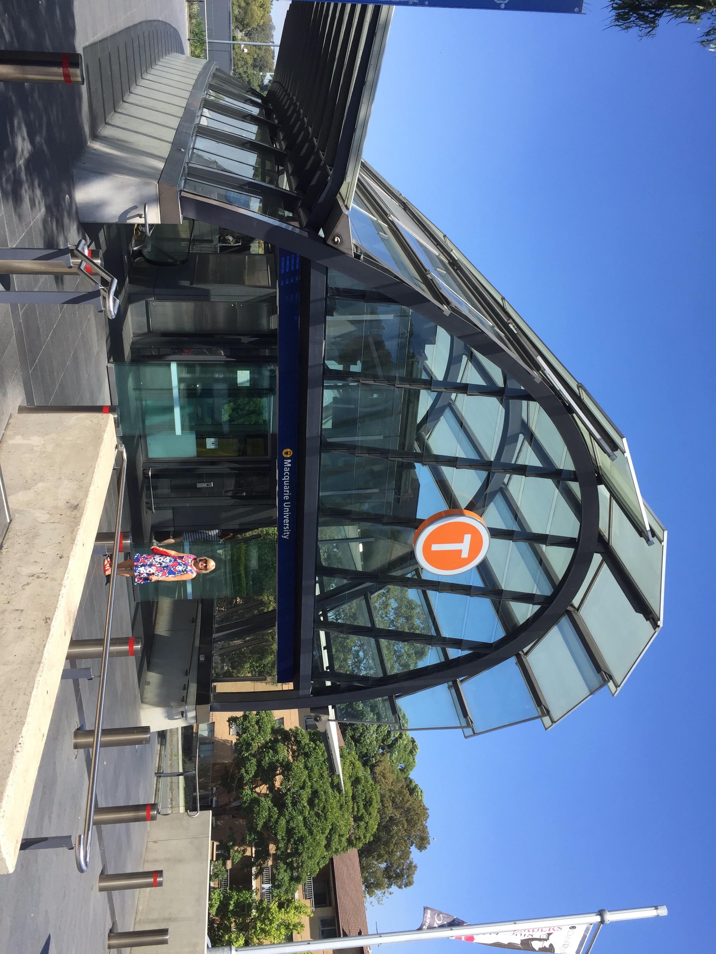 Macquarie Station University