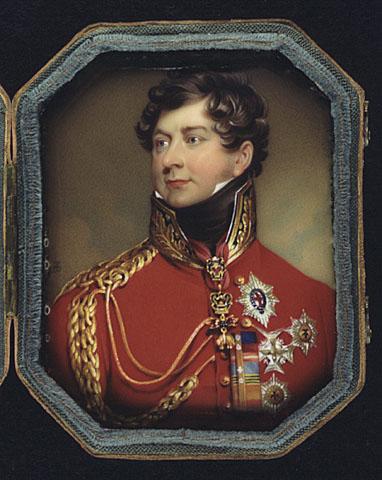 Fat Prinny George (IV) : Portrait of a Regent - Philippa Jane Keyworth - Regency Romance Author