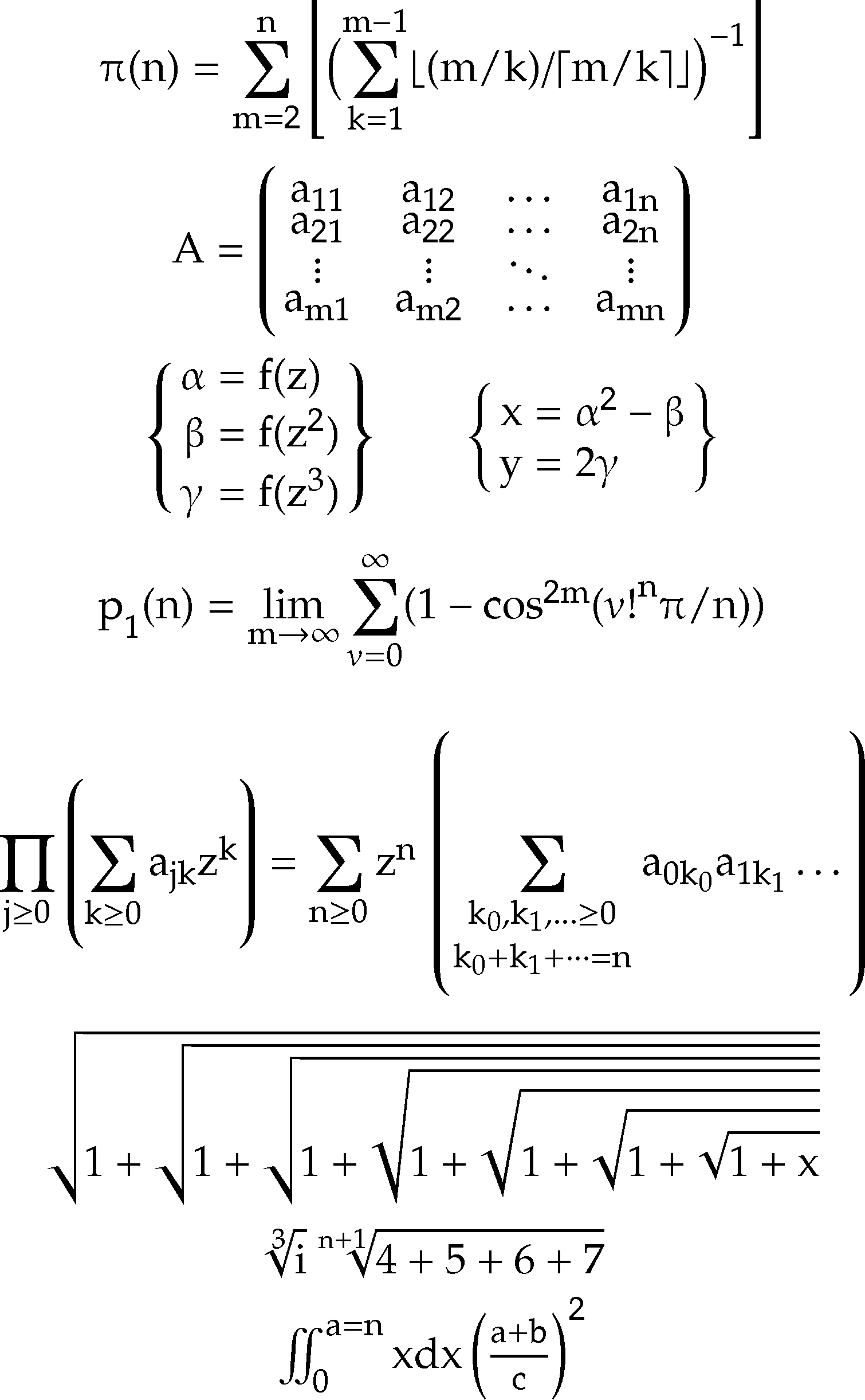 Talaksan Asana Math Sample