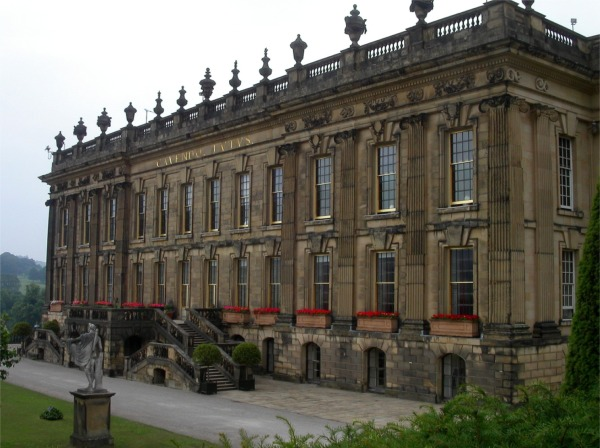 Chatsworth House - Being an Aristocrat in the Regency - Philippa Jane Keyworth - Regency Romance Author