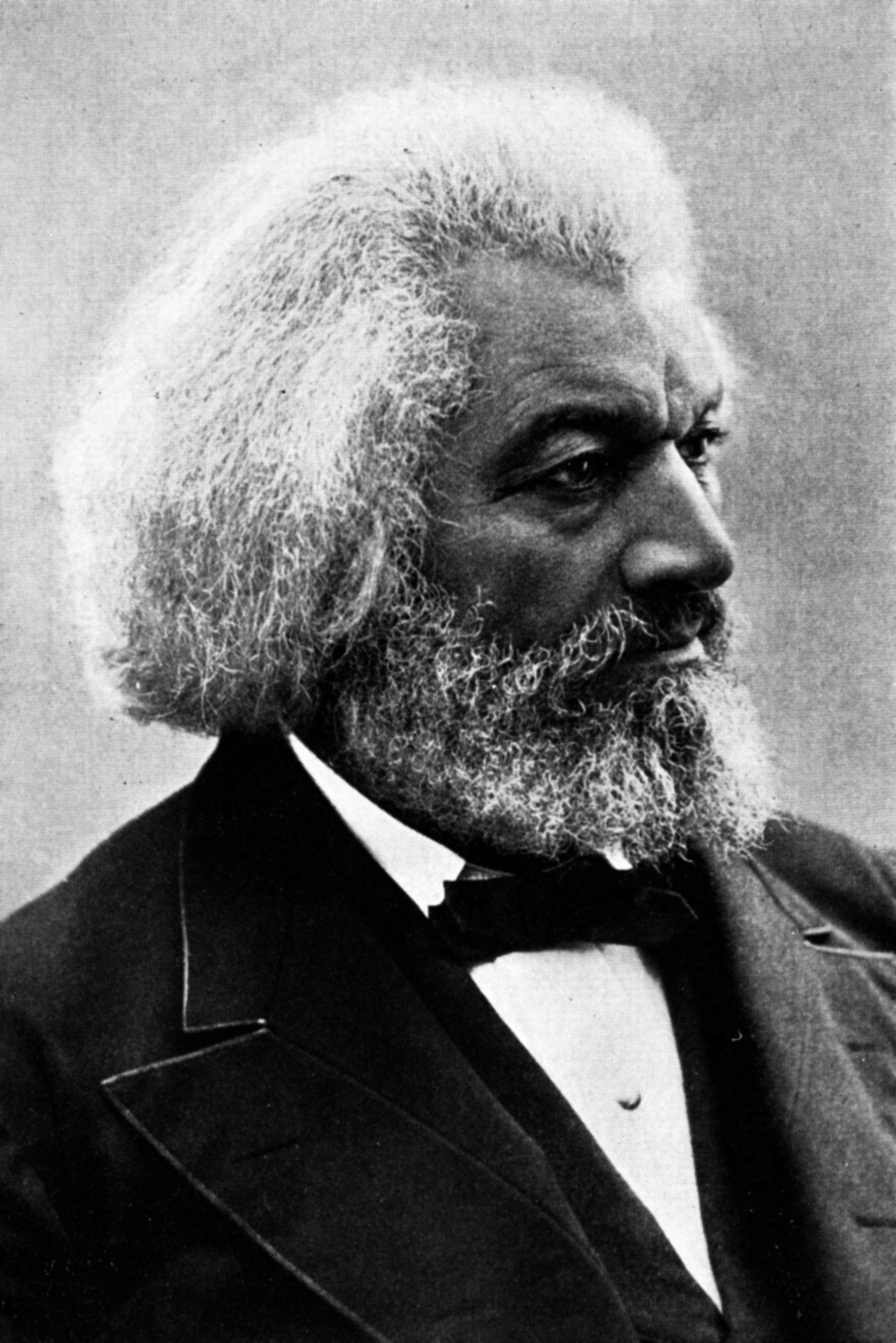 Frederick Douglass portrait