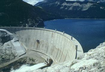 Gibson Dam Wikipedia