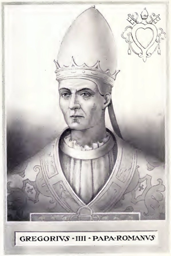 Resultado de imagen para Gregorio IV
