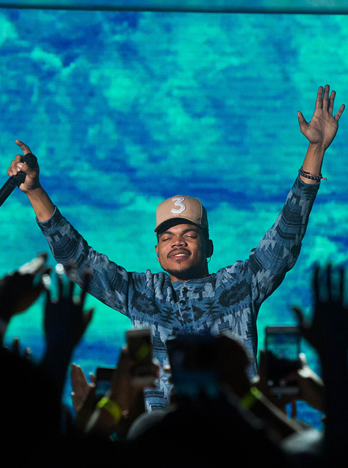 Chance The Rapper Discography Wikipedia