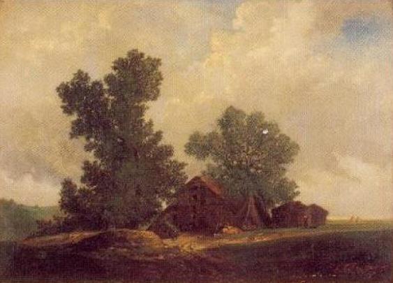 Ficheiro:Emmanuel Zamor - Paysage à la Ferme, 1867.jpg