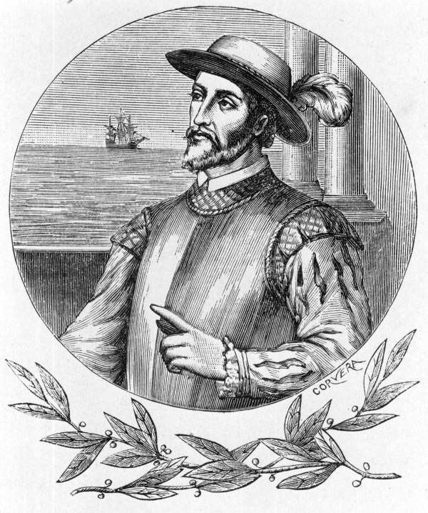 English: Spanish conquistador Juan Ponce de Leon