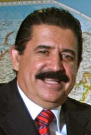 セラヤ大統領