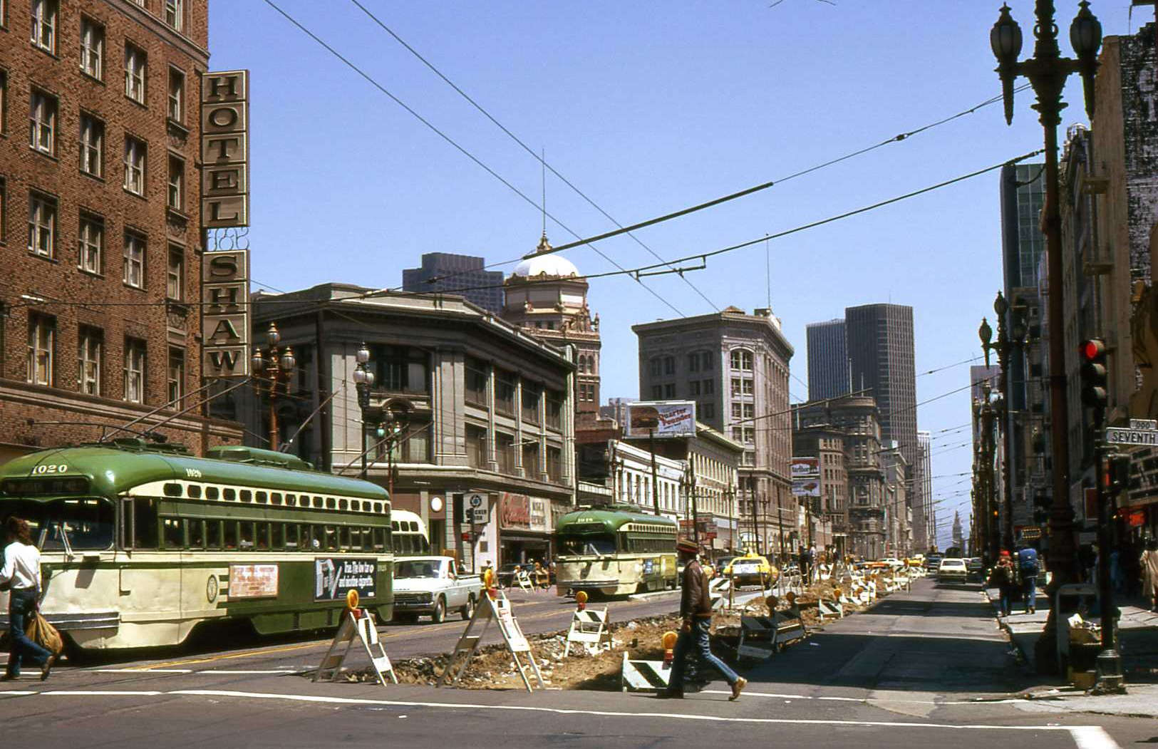 San Francisco Muni 1973