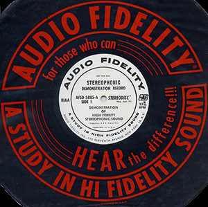 Label and sleeve from one of the first mass pr...