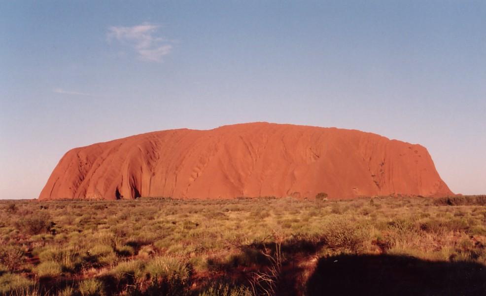 English: Ayers Rock, Uluru, Australia Deutsch:...