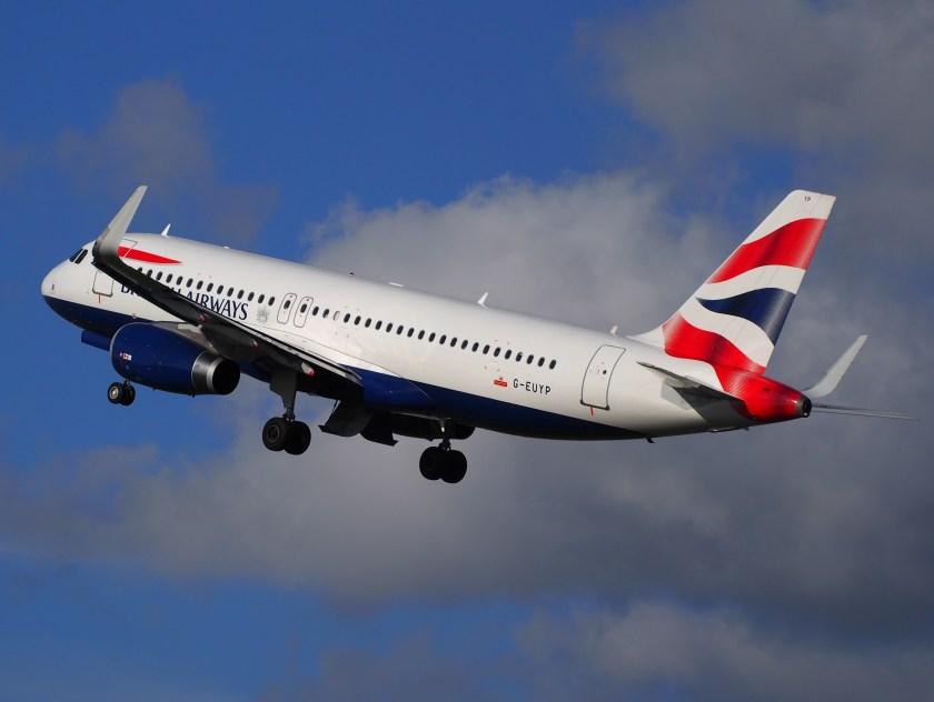 Bildresultat för british airways easyjet