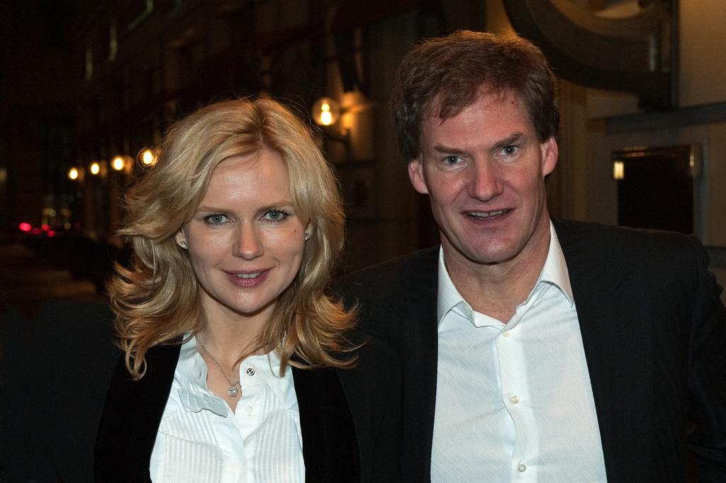 Veronica Ferres und Carsten Maschmeyer, Berlinale 2010, Klick für weitere Lizenz- und Herkunftsangaben