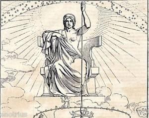 Ananke (Nella Repubblica, Libro X, Platone, IV...