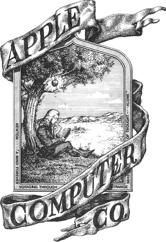 a person sitting under an apple tree reading a book