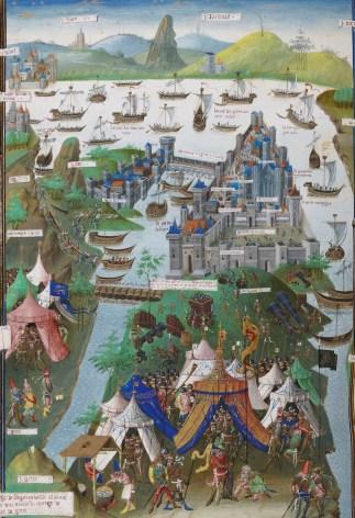 Του/της Bertrandon de la Broqui?re in Voyages d'Outremer (www.bnf.fr) [Public domain], μέσω των Wikimedia Commons