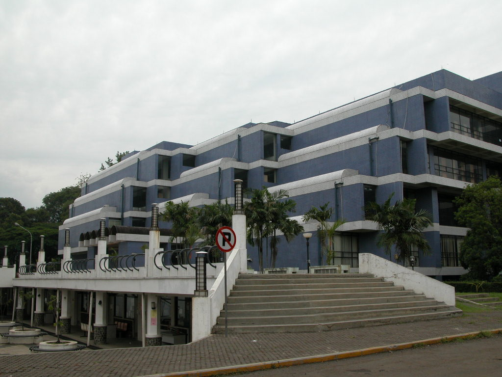 ITB Library Building