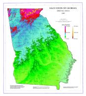 Geography Of Georgia U S State Wikipedia