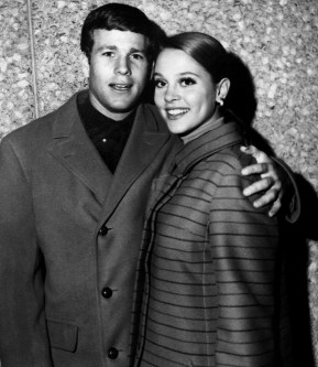 Image result for ryan o'neal and leigh taylor-young