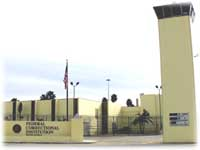English: Federal Correctional Institution, Ter...