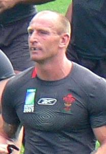 Gareth Thomas, Welsh rugby player