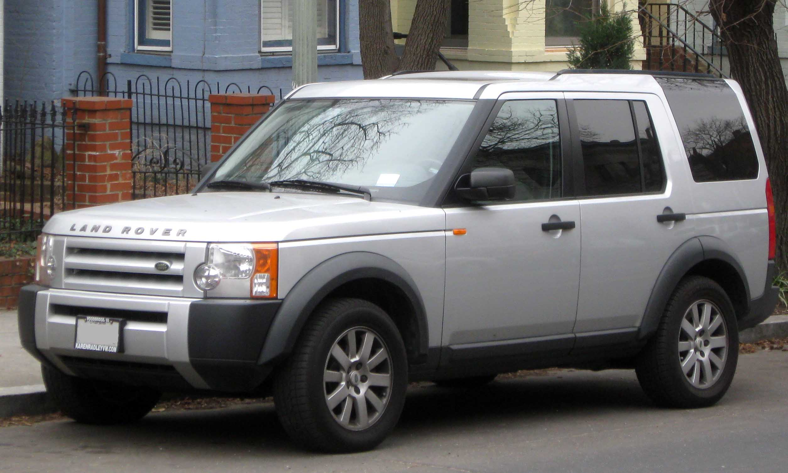 File Land Rover LR3 Wikimedia mons