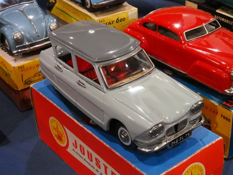 1962 buick cars » Model car   Wikipedia Citroen Ami 6 sedan pressed tin toy from Joustra of France