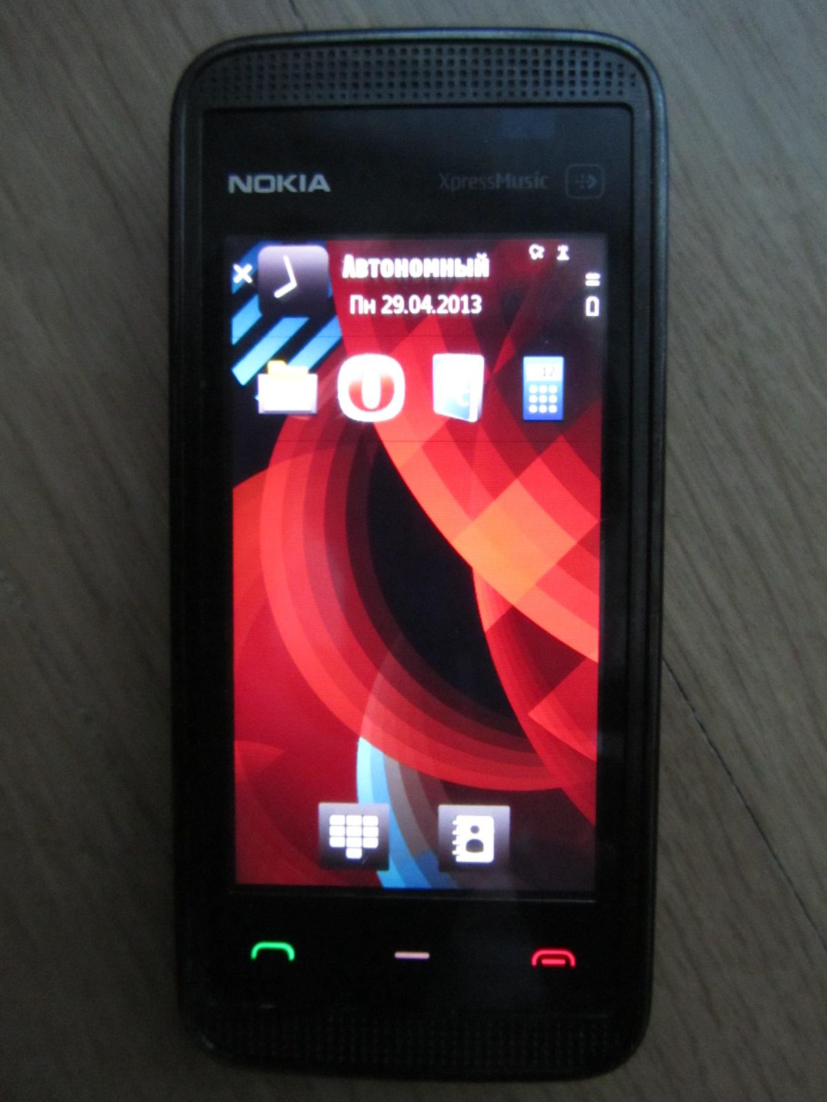 Nokia 5530 Википедия