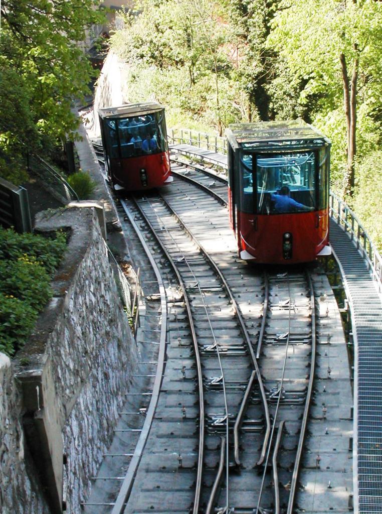 Schlossbergbahn Graz Wikipedia
